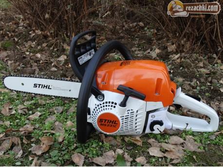 Резачка за дърва - моторен трион Щил - Stihl MS 231 C-BE