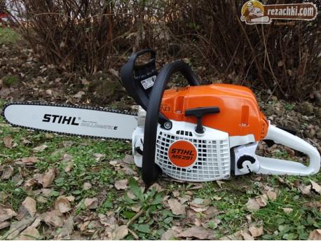 Резачка за дърва - моторен трион Щил - Stihl MS 291