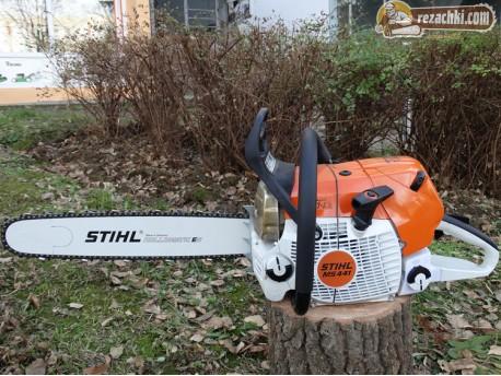 Резачка за дърва - моторен трион Щил - Stihl MS 441