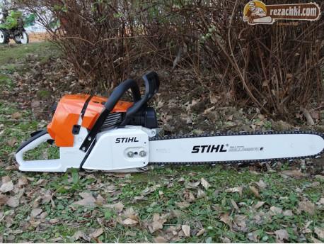 Резачка за дърва - моторен трион Щил - Stihl MS 461