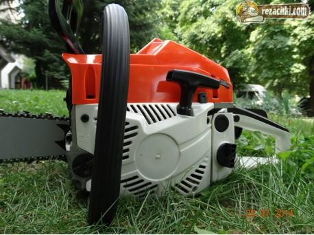 Резачка за дърва - моторен трион Viki 5200 Lux