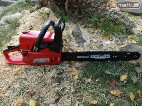 Резачка за дърва / моторен трион Raider RD-GCS07