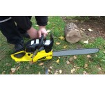 Резачка за дърва - моторен трион TCS392-5200
