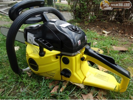 Моторен трион / резачка за дърва TCS392-5200
