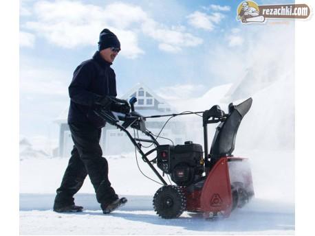 Моторен снегорин Toro Snowmax 724 QXE CE