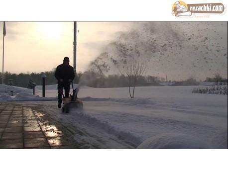 Моторен снегорин Texas Snow King 415 TG