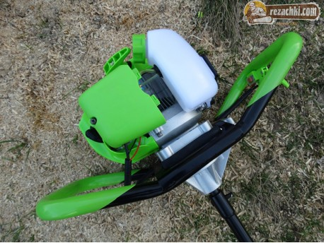 Моторен свредел Gardenia CY590