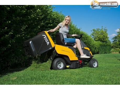 Трактор косящ Stiga Combi 1066 HQ