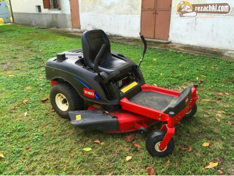 Трактор за косене TORO ZD 380