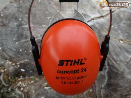 Антифони CONCEPT-24 Щил Stihl