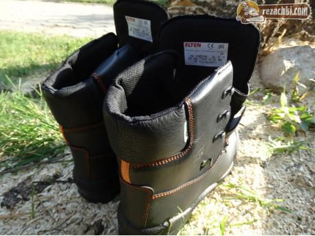 Кожени боти / ботуши Stihl - защита против срязване