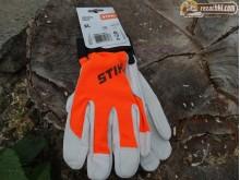 Работни ръкавици Stihl Special Ergo - ярешка кожа