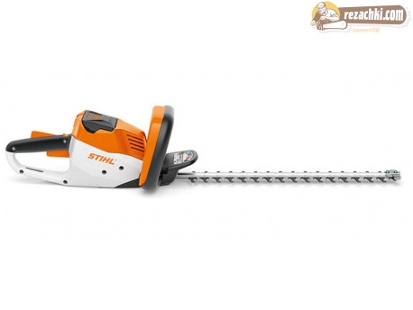 Акумулаторна ножица за жив плет Stihl HSA 56 с батерия и зарядно