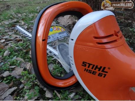 Електрическа ножица за жив плет Stihl HSE 61