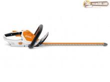 Акумулаторна ножица за жив плет Stihl HSA 45 с батерия и зарядно