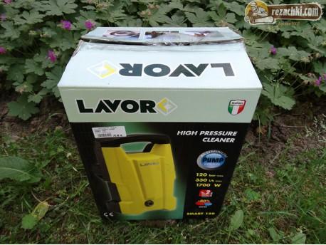 Водоструйка Lavor Smart 120