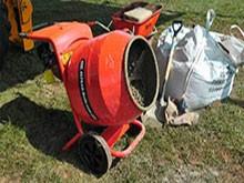 Бензинови бетонобъркачки